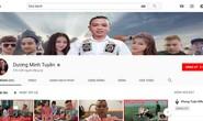 Đến lượt kênh YouTube của thánh chửi Dương Minh Tuyền bị khóa