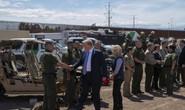Ông Donald Trump cho xây tường biên giới với Mexico dài không tưởng