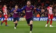 Thẻ đỏ Diego Costa định đoạt trận chung kết sớm La Liga