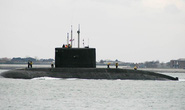 Nổ tàu ngầm Iran, 3 người thiệt mạng