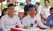 Quế Ngọc Hải, Trọng Hoàng bất lực trong trận đấu 7 chấp 15 với học viên nhí trường SFA