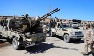 Chiến sự leo thang ở Libya