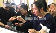 Linh cữu nghệ sĩ Anh Vũ đã được quàn tại chùa Ấn Quang