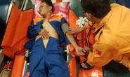 Khẩn trương đưa ngư dân bị bệnh viêm ruột thừa cấp vào bờ