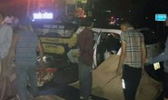 Tai nạn thảm khốc giữa xe khách và xe taxi, 5 người thương vong