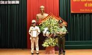 Phó giám đốc Công an Vĩnh Phúc làm giám đốc Công an tỉnh Ninh Bình