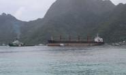 Triều Tiên đòi Mỹ trả lại tàu hàng bị bắt