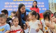 Quảng Ninh: Khánh thành trường mầm non cho con công nhân