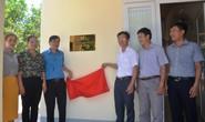 Quảng Bình: Tặng Mái ấm Công đoàn cho giáo viên vùng sâu