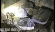 Hé lộ nhiều tình tiết trong nghi án giết người bỏ vào bồn nhựa rồi đổ bê tông