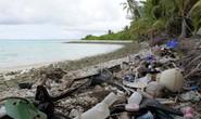 414 triệu mảnh rác thải nhựa ở nơi đảo xa