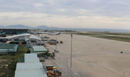 Khai thác đường băng số 2 tại sân bay Cam Ranh