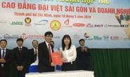 Trường CĐ Đại Việt Sài Gòn hợp tác với 50 doanh nghiệp trong đào tạo, giải quyết việc làm