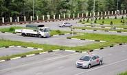 CNVC-LĐ thi lái xe an toàn