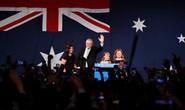"""Bầu cử Úc: Chiến thắng """"kỳ diệu"""" của Thủ tướng Morrison"""