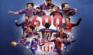 Phù thủy Messi và ma thuật từ đôi chân thiên tài