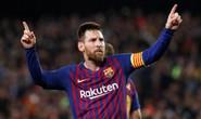 Vắng Messi, Barcelona biến thành Cọp giấy