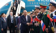 Thủ tướng Nguyễn Xuân Phúc thăm Nga, Na Uy, Thụy Điển