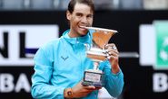 Đánh bại Djokovic, Nadal lập kỷ lục mới