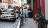 Pháp: Bom đinh nổ trên phố, 13 người bị thương