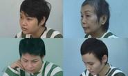 Chân dung 4 phụ nữ vừa bị khởi tố trong vụ bê tông xác người