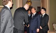 Thủ tướng lắng nghe và trao đổi với hàng loạt tập đoàn hàng đầu Thụy Điển