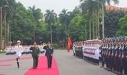 Bộ trưởng Quốc phòng Việt Nam - Trung Quốc nói về Biển Đông tại Hà Nội
