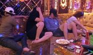Hàng chục nam nữ thanh niên phê ma túy trong karaoke Sao Biển VIP