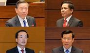 Chốt 4 Bộ trưởng đăng đàn trả lời chất vấn Quốc hội