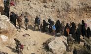 Mỹ âm thầm chuyển tù nhân IS từ Syria đến Iraq