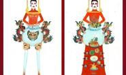 Chết cười với trang phục bàn thờ thiết kế cho thí sinh Hoa hậu Hoàn vũ