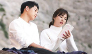 Song Joong Ki lên tiếng về tin đồn ngoại tình, hôn nhân trục trặc
