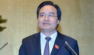Bộ trưởng Phùng Xuân Nhạ nhận trách nhiệm về gian lận thi cử
