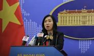 Việt Nam bác bỏ việc cấm đánh bắt cá ở Biển Đông của Trung Quốc