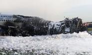 Vụ cháy máy bay Nga: Tiếp viên thiệt mạng vì cứu hành khách