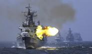 Trung Quốc tập trận bắn đạn thật gần eo biển Đài Loan