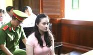 Hotgirl Ngọc Miu ra tòa cùng người tình Văn Kính Dương