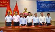 Dự án cao tốc Trung Lương - Mỹ Thuận được ký kết thêm phụ lục