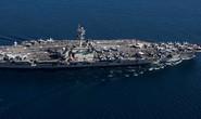 Nhà báo Đức nghi ngờ khả năng tàu sân bay Mỹ