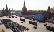 Nga diễu binh rầm rộ mừng Ngày Chiến thắng