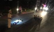 Bị người đi xe máy vi phạm tông, trung tá CSGT nguy kịch