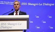 Ông Shanahan ám chỉ Trung Quốc đe dọa sự ổn định châu Á