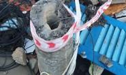 Tai nạn chết người, lòi ra trụ điện không sắt