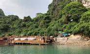 Bê-tông gặm nhấm vùng lõi vịnh Hạ Long
