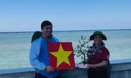 Trường Sa trong trái tim nghệ sĩ: Triệu lá cờ, triệu niềm tin