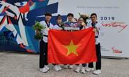 Châu Tuyết Vân và đồng đội giúp Việt Nam có HCV tại Grand Prix Thế giới Rome 2019