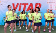Tưng bừng Giải Quần vợt ViTAR Open 2019