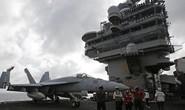 Tàu sân bay Mỹ - Nhật tập trận ở biển Đông
