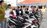 Ngăn chặn hàng trăm thanh niên tụ tập đua xe trái phép