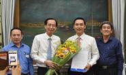 UBND TP HCM có tân phó chánh văn phòng 35 tuổi